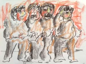 Zombie Quartet