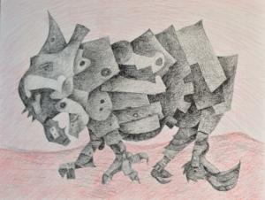 Robotic Mule #1