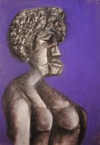 Black Female Model #01