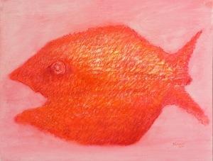 Red Pirhana #1